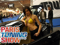 Lire l'article PTS 2008 - Paris Tuning & Racing Show 2008
