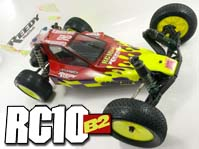 Lire l'article Team Associated RC10 B2 - buggy 2wd World Champion 1995 - Matt Francis replica